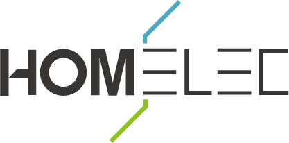 (주)홈일렉코리아<br />Homelec Korea Co., Ltd. LOGO