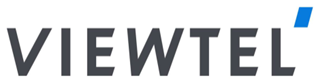 (주)뷰텔<br />Viewtel Co., Ltd. LOGO